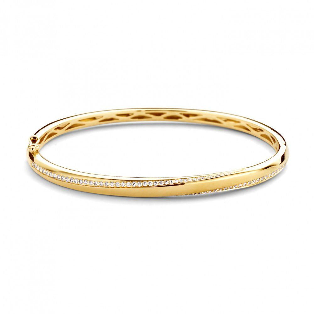 armband geel briljant 063 crt