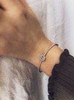 armband witgoud briljant 118 crt