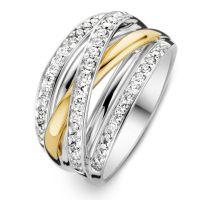 ring bicolor briljant 055 crt