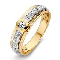 ring bicolor briljant 026 crt