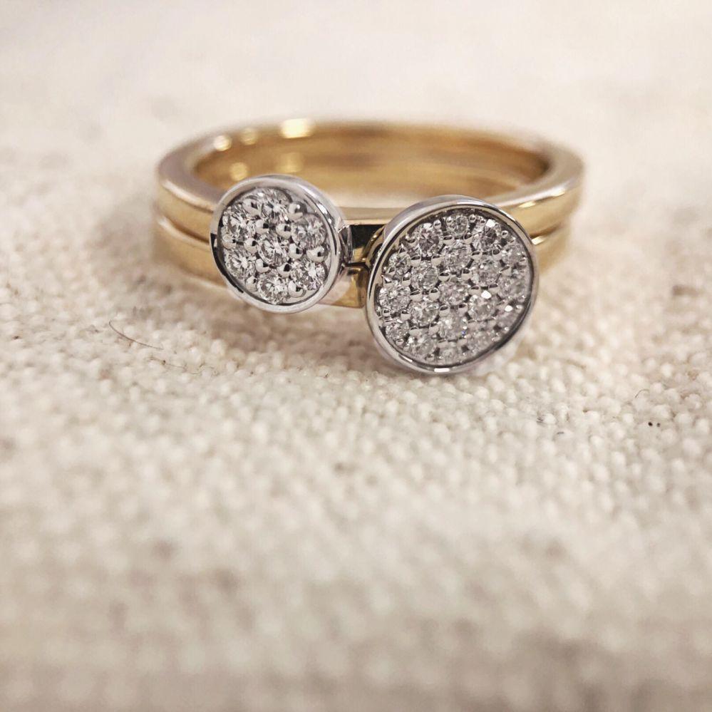 ring bicolor briljant 019 crt