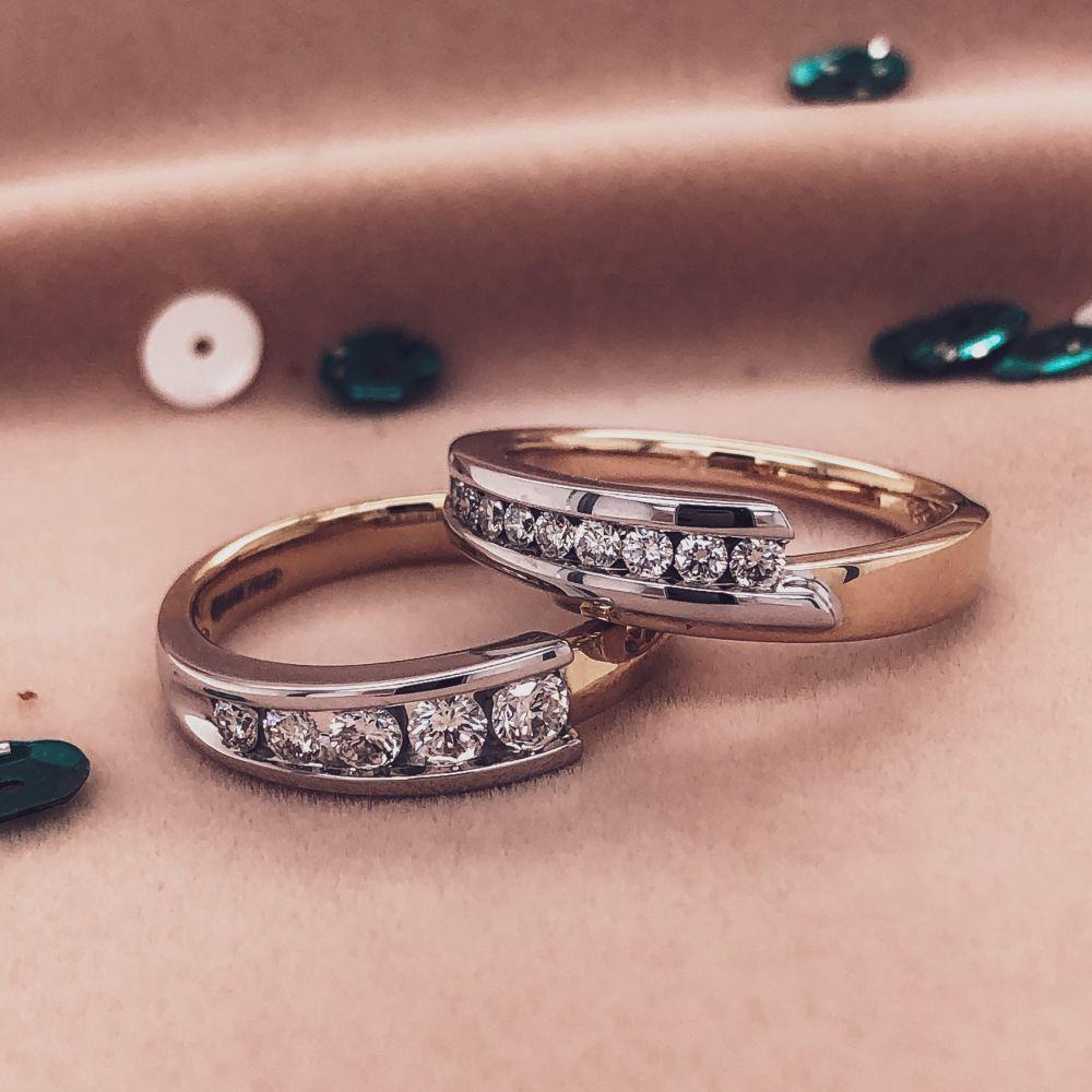ring bicolor briljant 041 crt