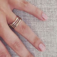 ring geelgoud