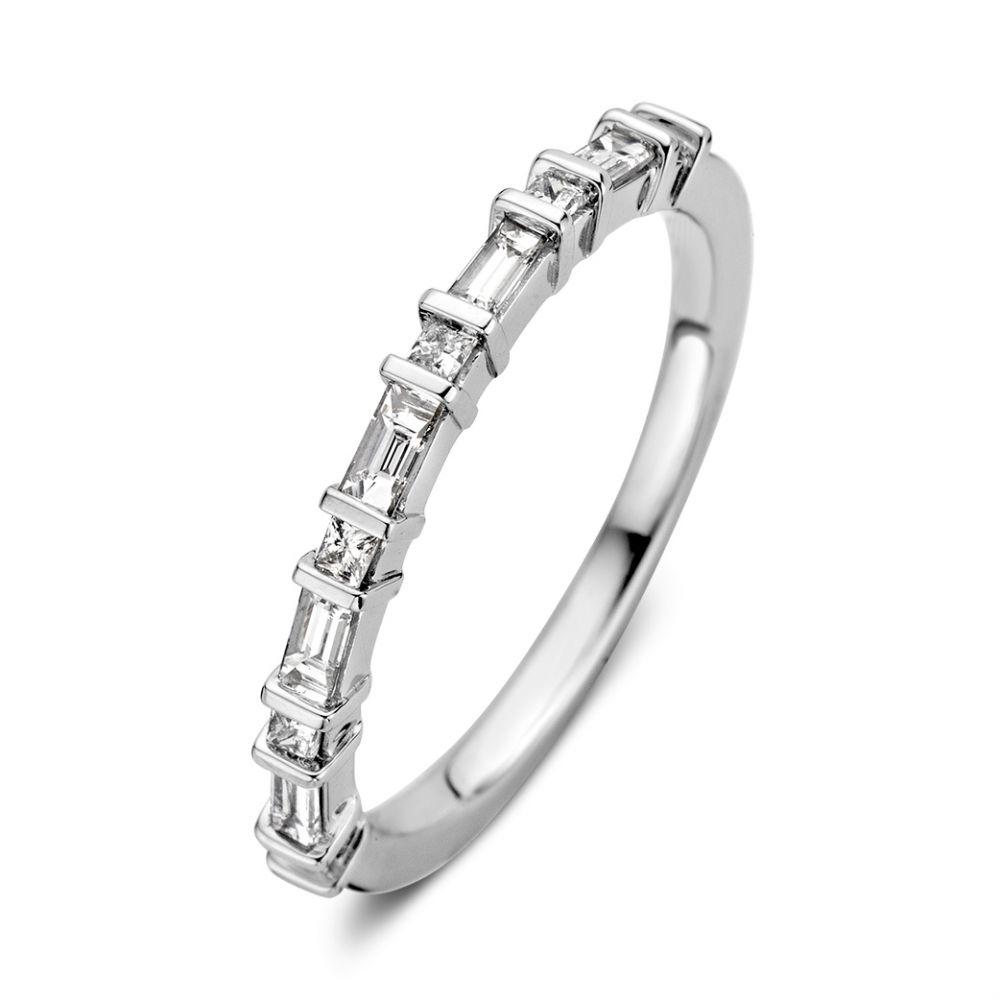 ring witgoud briljant 036 crt