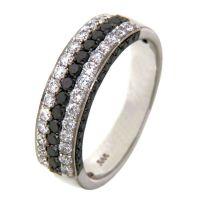 ring witgoud briljant